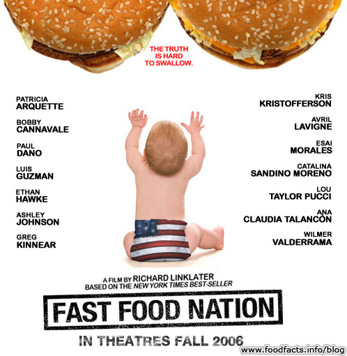 Fast Food Nation Book Cover : The latest news reviews videos and links