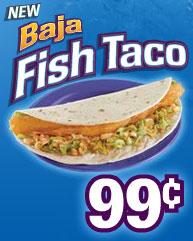 Fast food news free fish taco at long john silver 39 s 7 14 for Taco bell fish tacos
