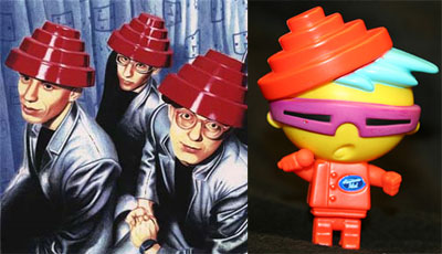 Devo McDonalds toy